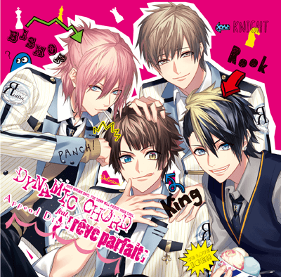 DYNAMIC CHORD feat.[rêve parfait] Append Disc